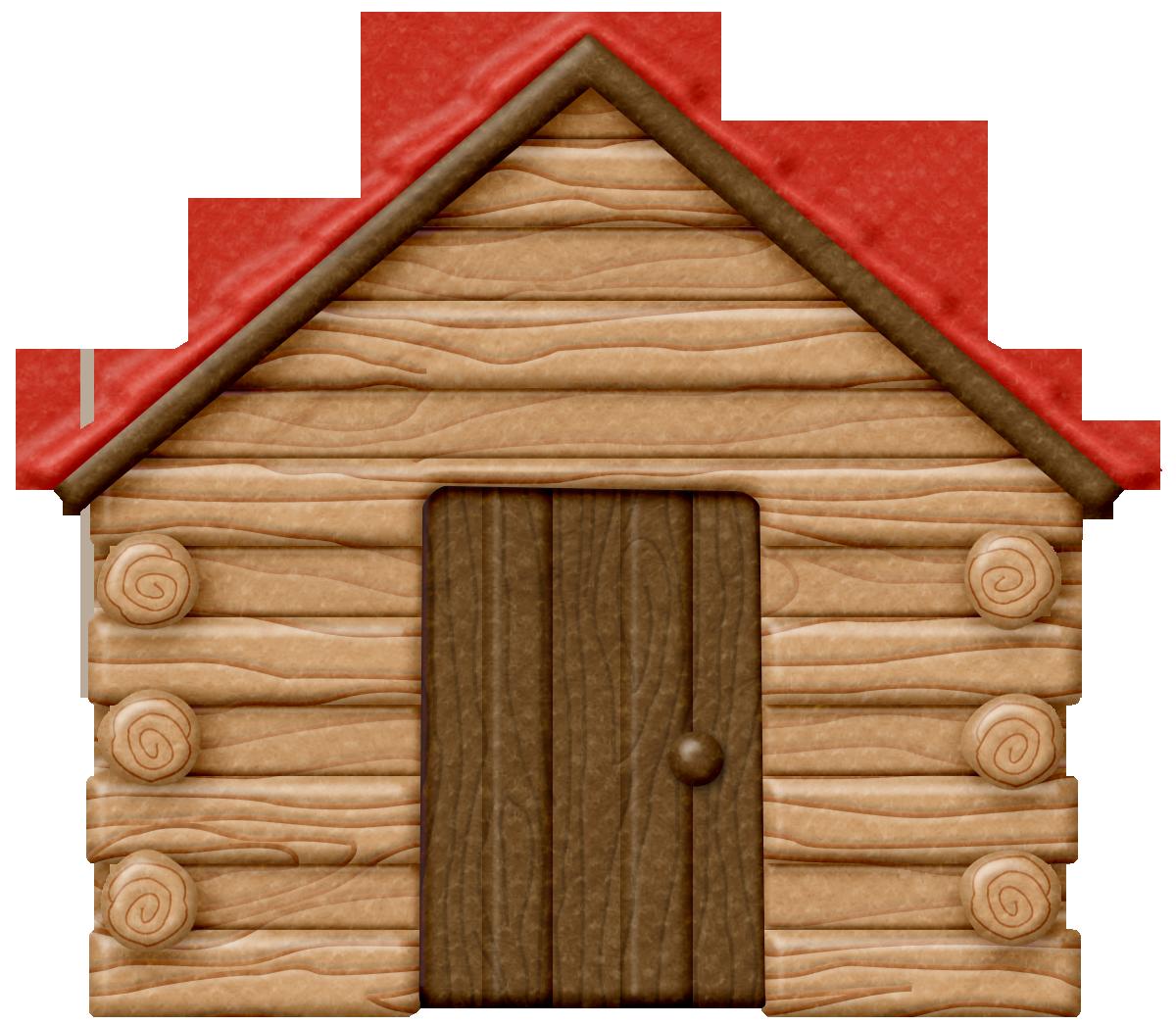 Casita de madera - La casita de madera ...