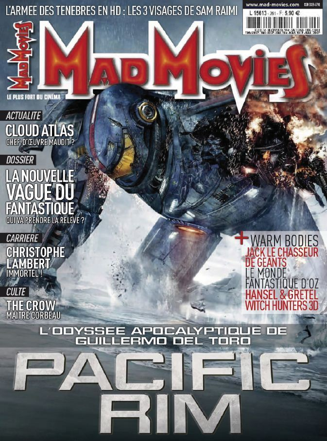 Mad Movies N°261 Mars 2013