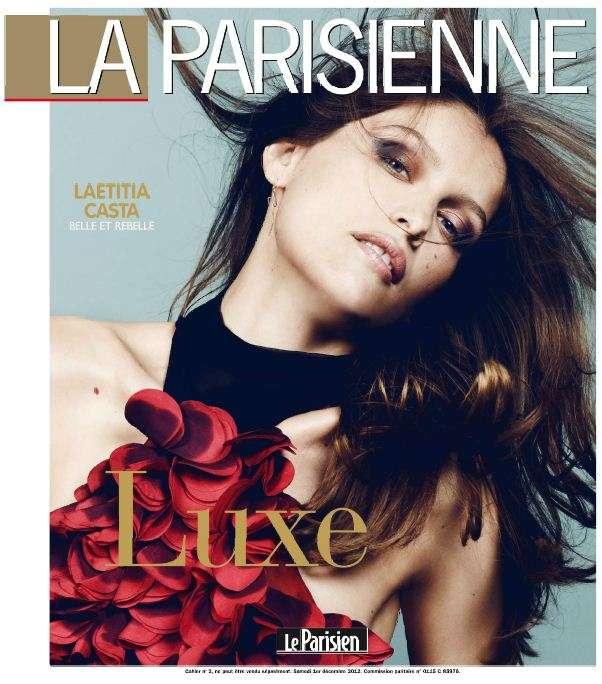 La Parisienne - Décembre 2012