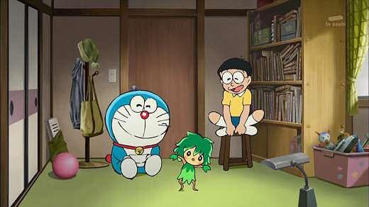 Doraemon - Nobita và Truyền Thuyết Người Khổng Lồ Xanh