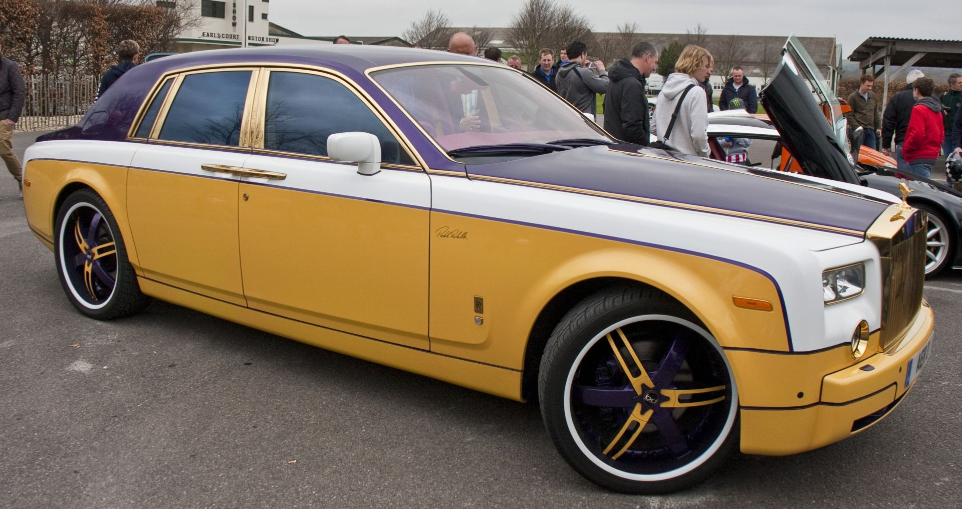 Rolls Royce Phantom By Pablo Rabiella Only Cars And Cars