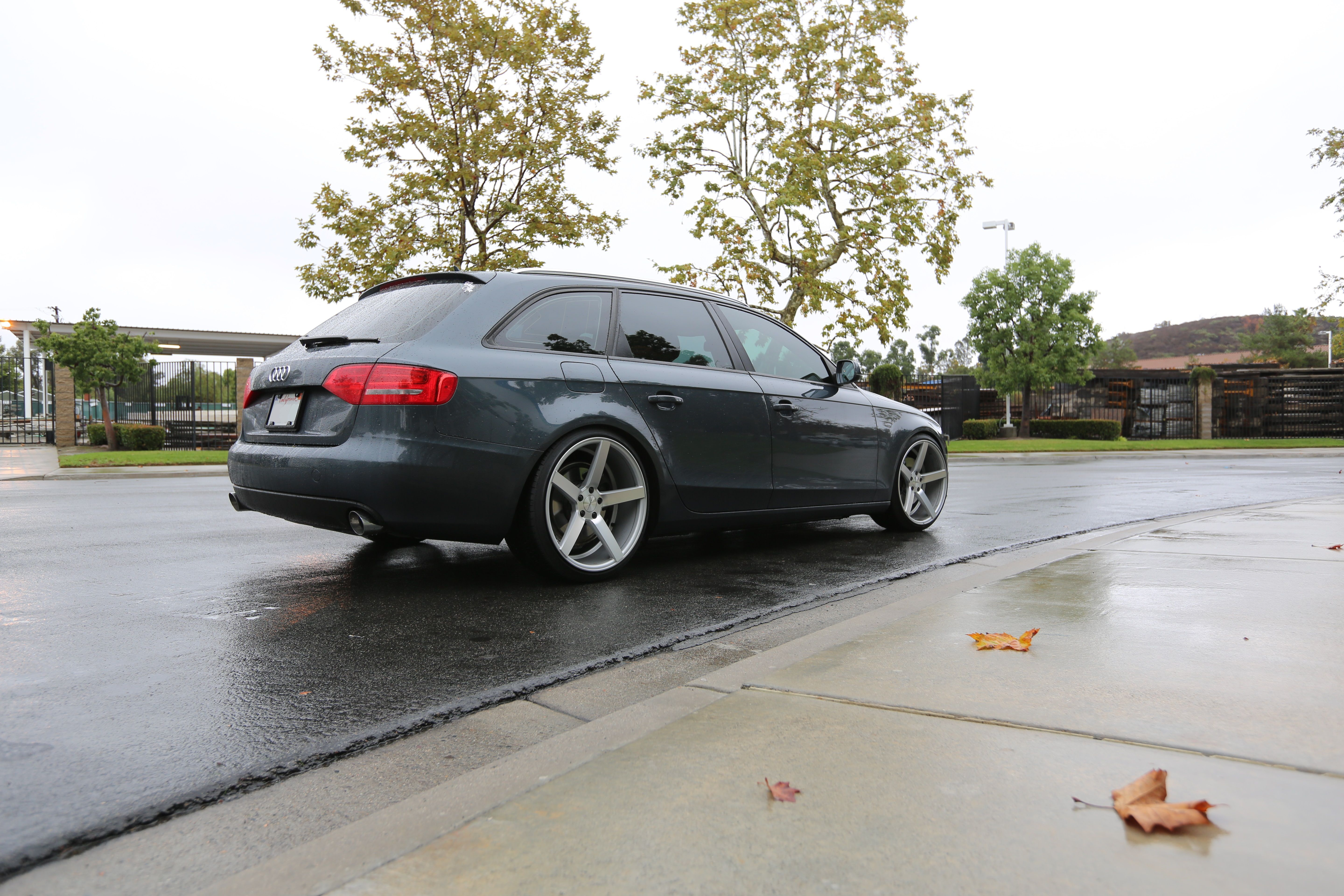 Pacific German A4 Avant Vossen Awe Tuning 034