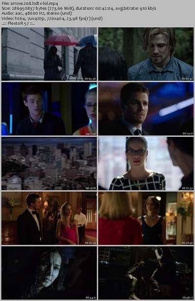 Arrow - S02E08 - HDTV XviD